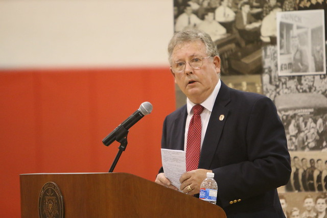 Bill White '60 shares Temple Street story