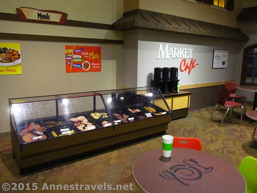The Market Cafe inside of Wegmans within the Strong National Museum of Play, Rochester, New York