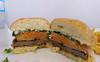 Dac Biet Burger - the banh mi burger by Michael K N