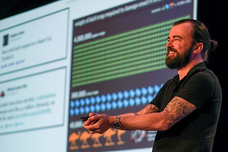 Scott Stratten keynote 27 - HighEdWeb 2015.jpg | by HighEdWeb