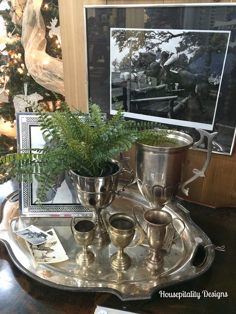 French Laundry Home/Vintage Trophies - Housepitality Designs