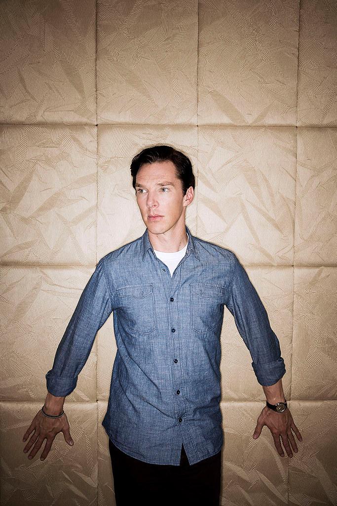Бенедикт Камбербэтч — Фотосессия для «Пятая власть» на «TIFF» 2013 – 27