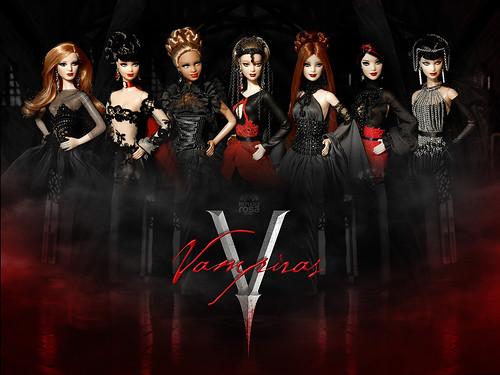 Colección Vampiras / Vampires Collection