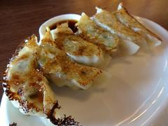 Japanese Style Pan-Fried Gyoza Dumplings  @Shichif…