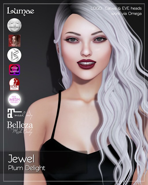 Lumae - Jewel - Plum Delight LS