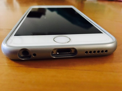 Arc bumper set for iPhone 6