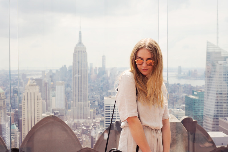 Top Of The Rock | New Zealand Fashion Blogger | Kendra Alexandra