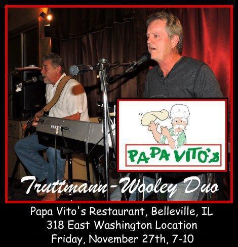 Truttmann-Wooley Duo 11-27-15