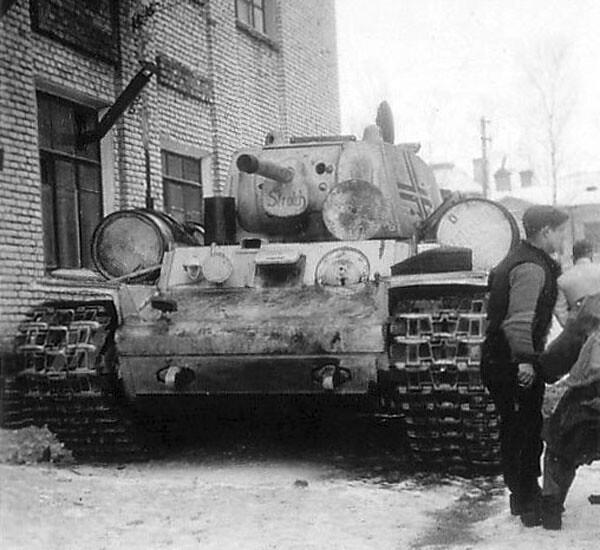 "KV-1 ""Стролч"""