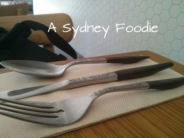 Cutlery @ Edition Coffee Roasters