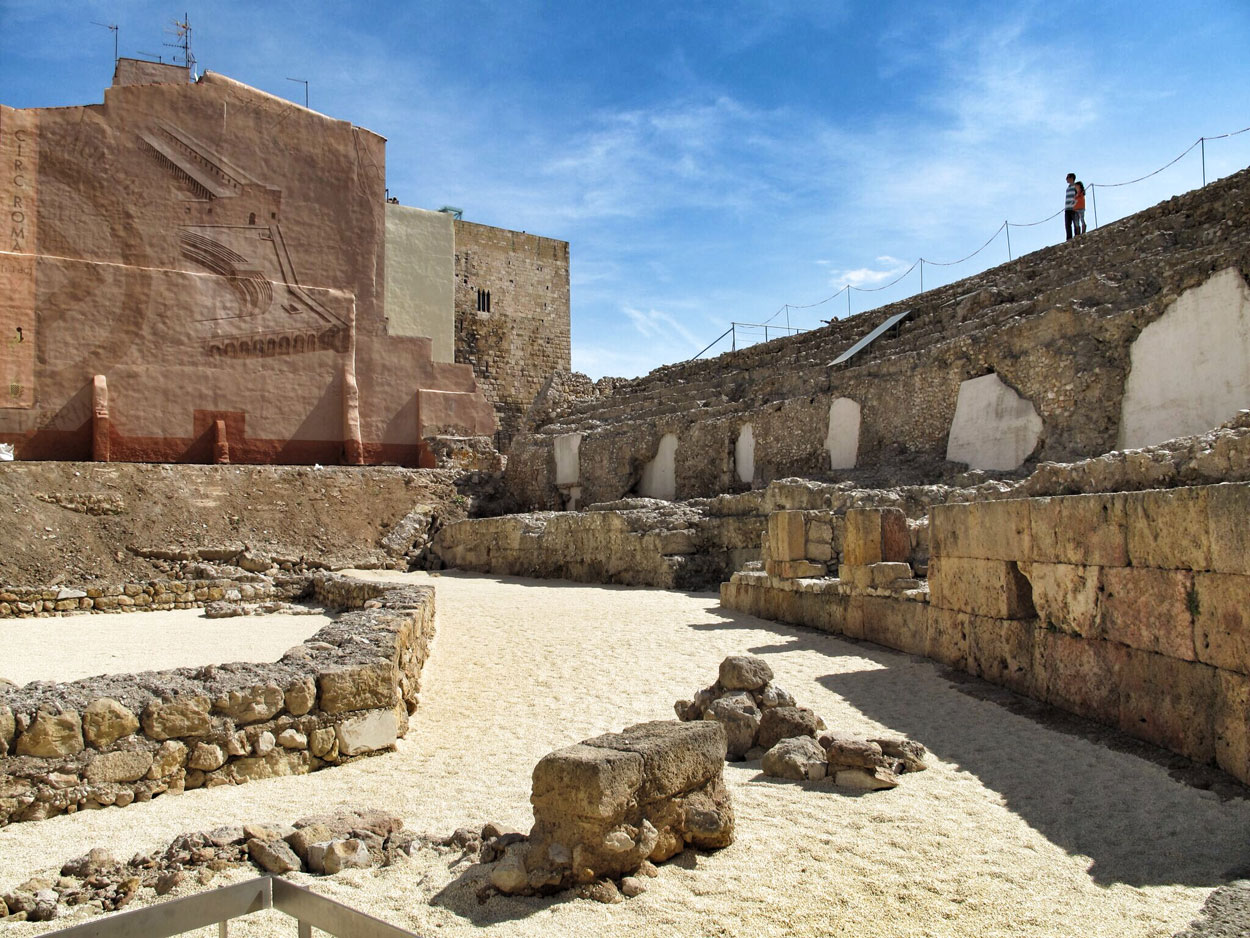gradas_circo-tarraco_tarragona_grupo-ciudades-patrimonio-humanidad_reharq_arqueologia