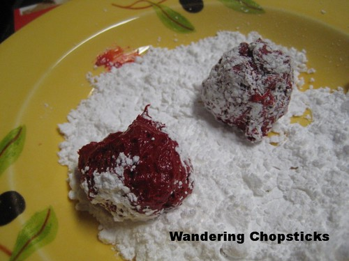 Red Velvet Crackle Cookies 7