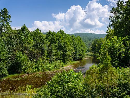 summer river landscape virginia us unitedstates dailyphoto goshen rockbridgecounty rockbridgecountyvirginia d7000 goshenvirginia calfpastureriver pauldiming