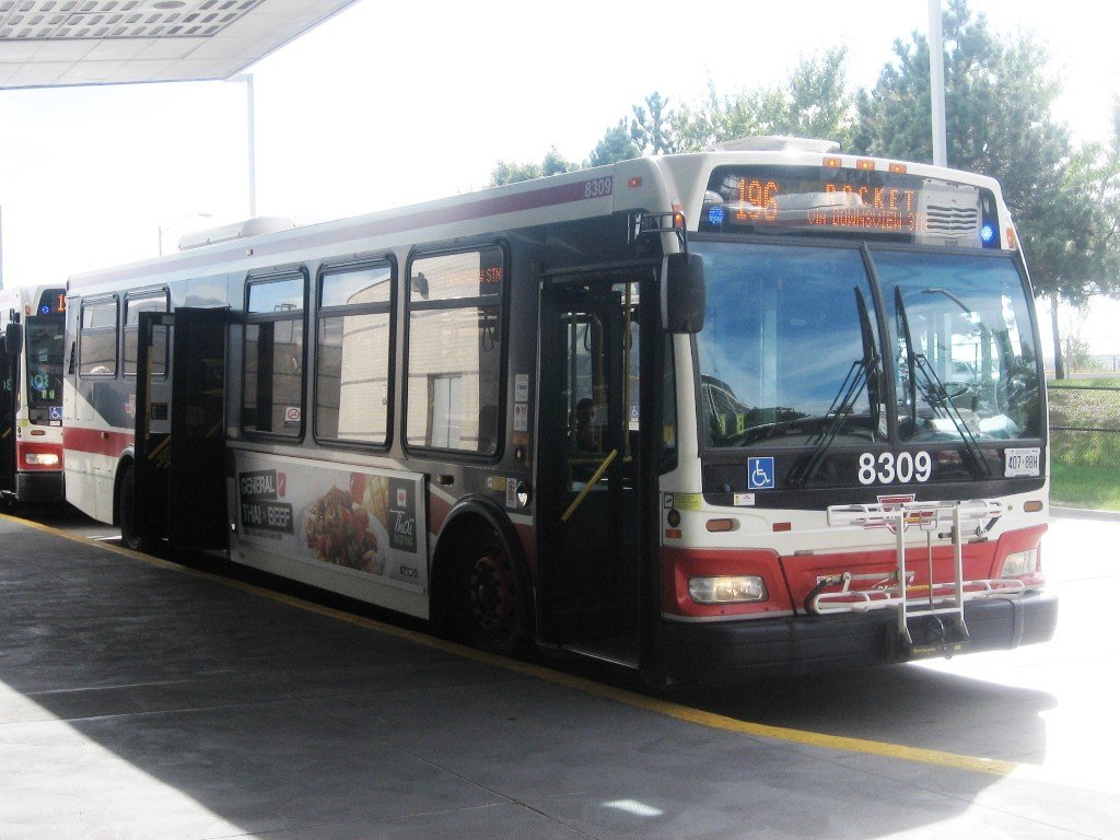 TTC 2011 Orion VII #8309