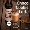 ...Choco Cookie Latte ☕️🍪🍫