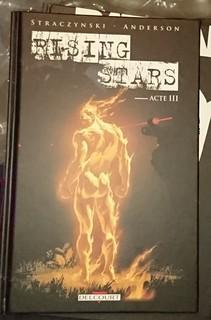 Rising Stars - Tome 3
