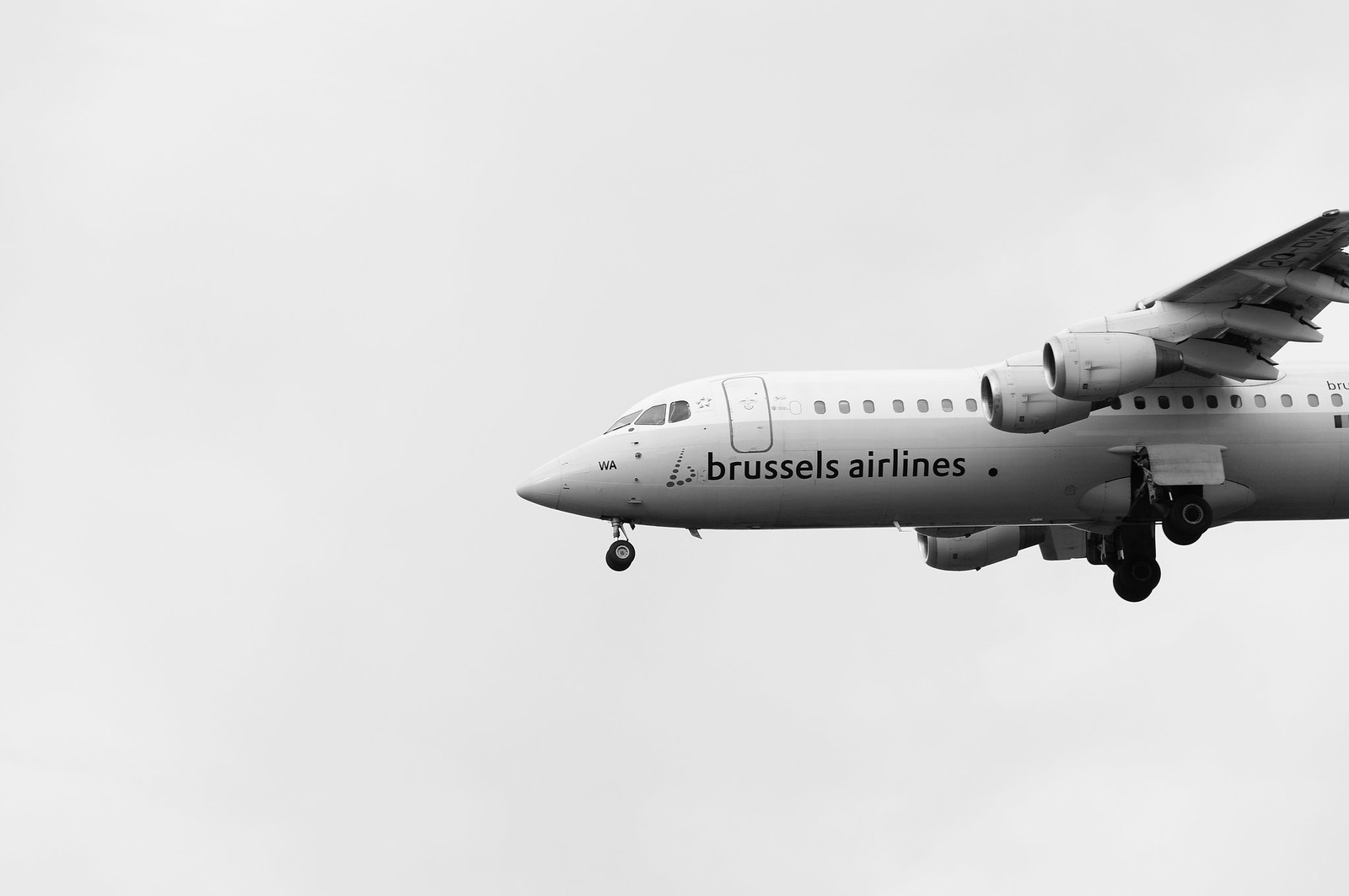 SN Brussels Airlines - Avro