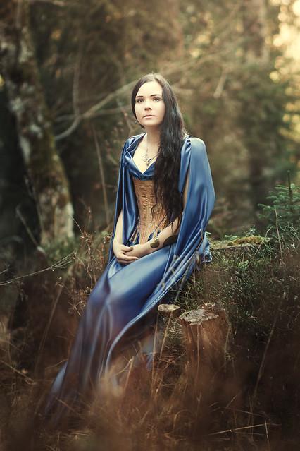 Robe Olympe