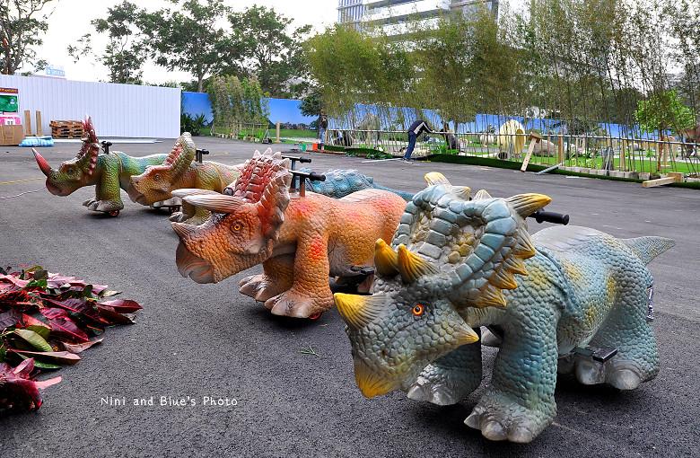 台中恐龍展25