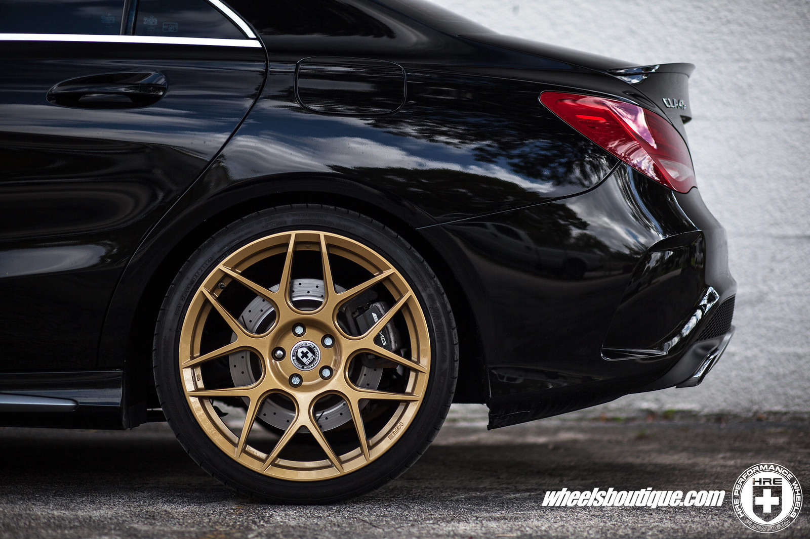Wheels Boutique Mercedes Benz Cla45 Amg X Hre Ff01 Bmw M5 Forum And M6 Forums