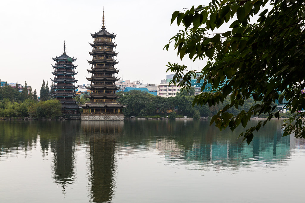 Guilin - North Guangxi  China