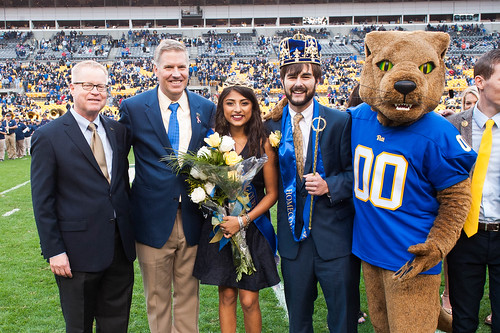 2016 - Homecoming: Crowning the King and Queen Gallery