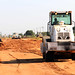 UNAMID Rehabilitates a Main road in El Daein, East Darfur