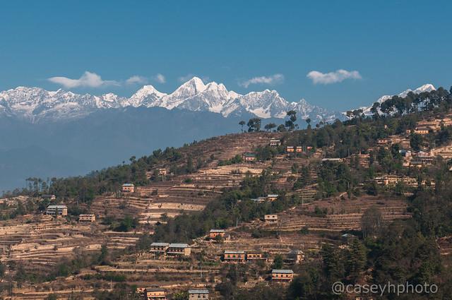 Nagarkot, Nepal - C.H.22