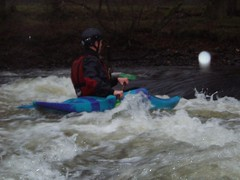 Kayaking: Afon Tywi (15-Jan-05) Image