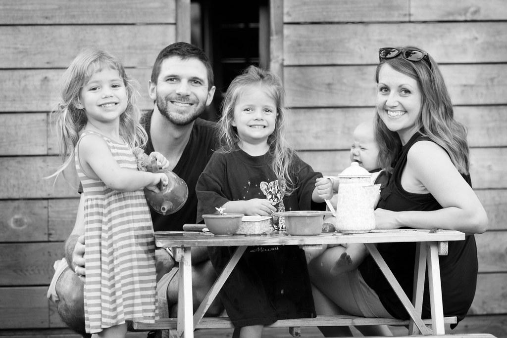 Family Photo - Fall 2016