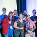 Red Stapler winners 1 - HighEdWeb 2016 by HighEdWeb