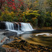Hooker Falls in DuPont State Park by Glimpse of Life Photography