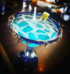 Sometimes you gotta get a #Blue #Margarita with great #friends #CasaDeBenavidez #Albuquerque #NM #NMtrue #newmexicotrue #tequila #505 #Burque #DukeCity #yummy #BlueFriday is better
