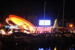 Amusement park @ Medulin boardwalk
