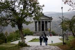 Pathway to Garni Temple