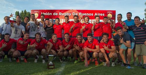 Seven División Superior URBA 2016