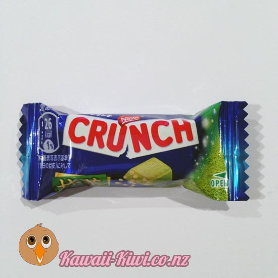 Green Tea Nestlé Crunch