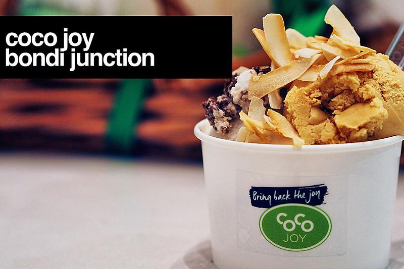 Sydney Food Blog Review of Coco Joy, Bondi Junction
