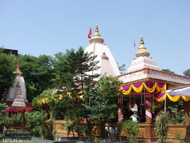 A full temple view