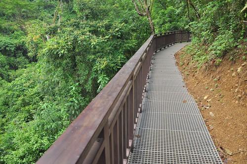 涼山瀑布步道