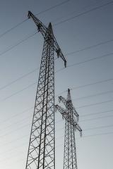 Overhead power line