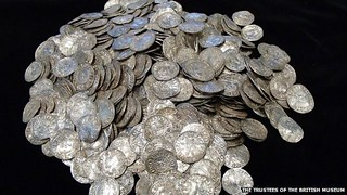 Lenborough coin hoard