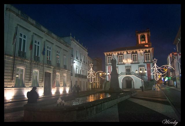 Paseo nocturno por Ponta Delgada - Ayuntamiento de Ponta Delgada