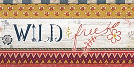 Wild & Free Banner