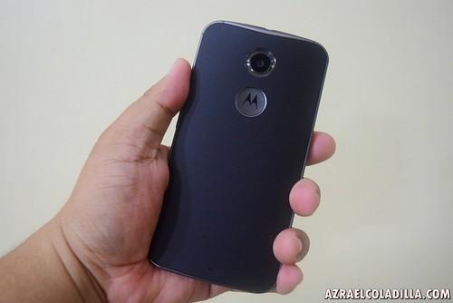 unboxing Motorola X