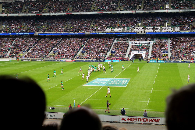 Twickenham Rugby Executive Box (7)