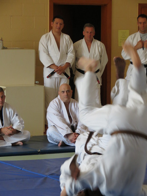Rick Schultz Black Belt Exam