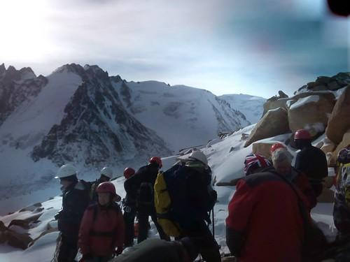 Альпиниада на пик Молодежный (4147 м) (11)