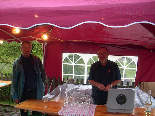 Weinfest 2015 Daisendorf - Weinfest Samstag