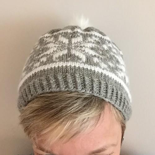 Snow Bunny Hat